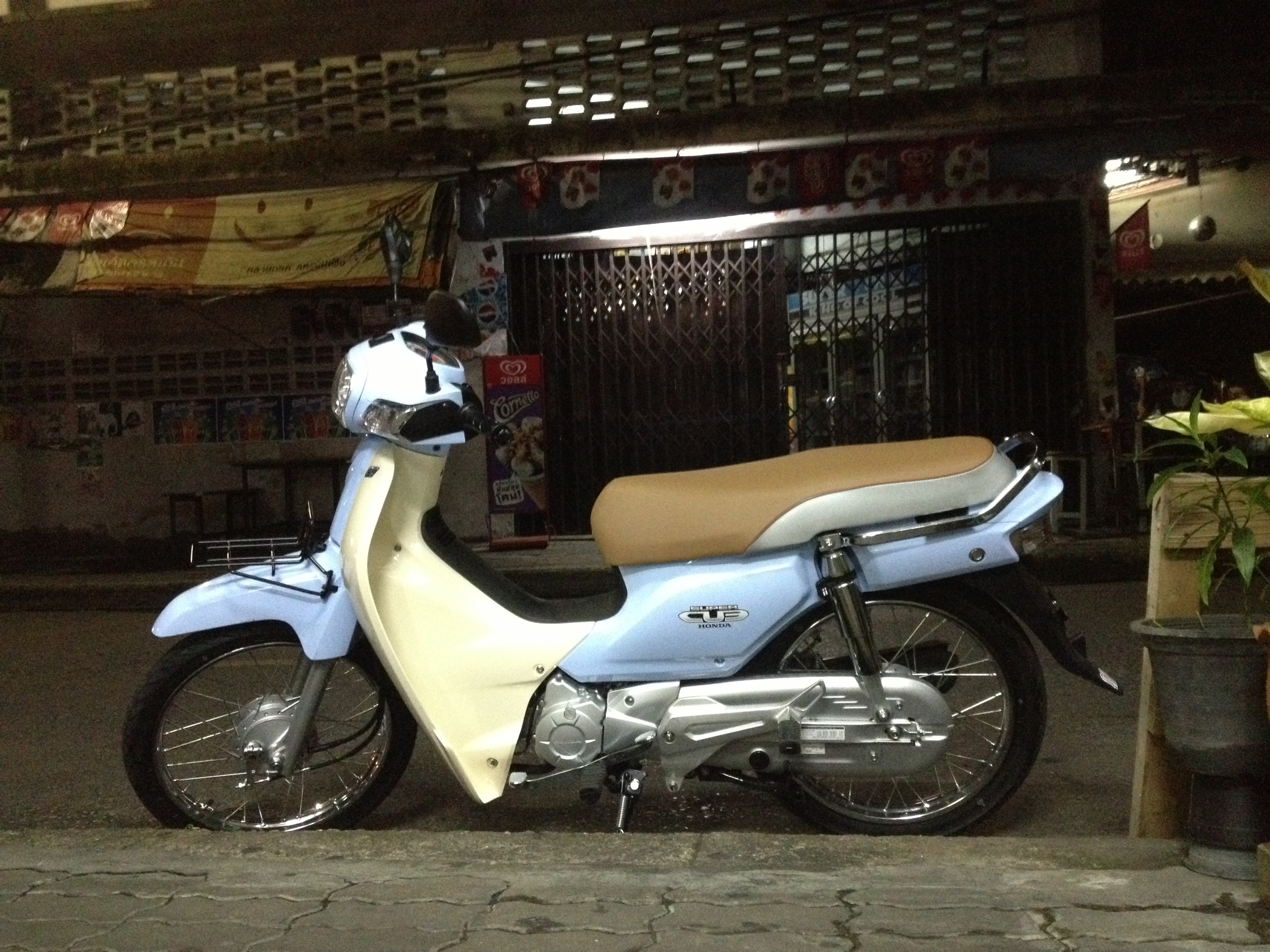 Super Cub Jasonwd