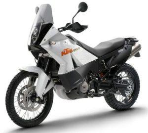 KTM 990 Adventure 09. 1